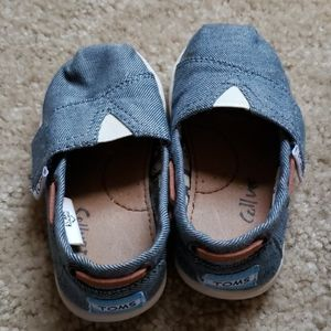Tiny toms classic slip on